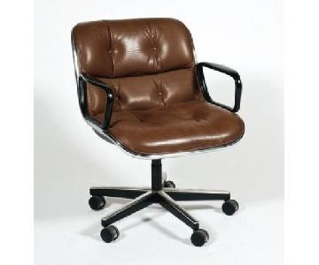 Knoll Charles Pollock Executive Rolling Chair