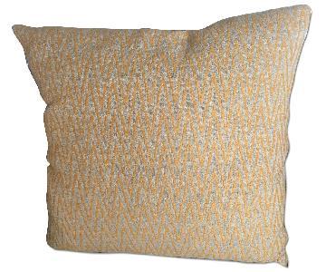 Room & Board Linen Knife Edge Pillow
