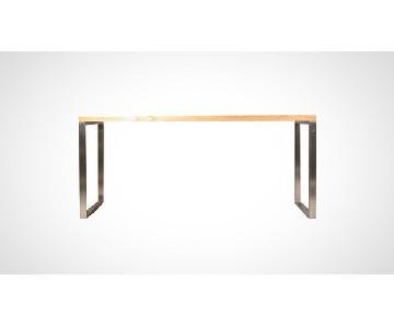 Gabriela Bellon Letras Desk/Dining Table