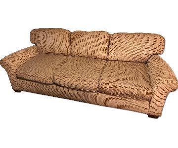 Crate & Barrel 3 Seater Sofa