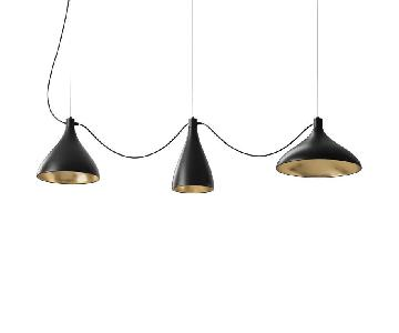 Pablo Designs 3 Mixed Pendant Light
