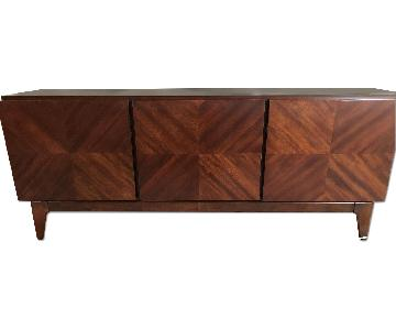 Mitchell Gold + Bob Williams Burlwood Credenza