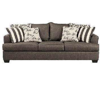 Ashley's Levon Sofa in Grey