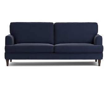 Handy Living Orlando Sofa w/ Tailored Slipcover
