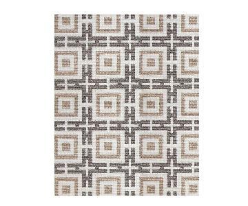 Stark Carpet Ashley Hicks Logo Area Rug