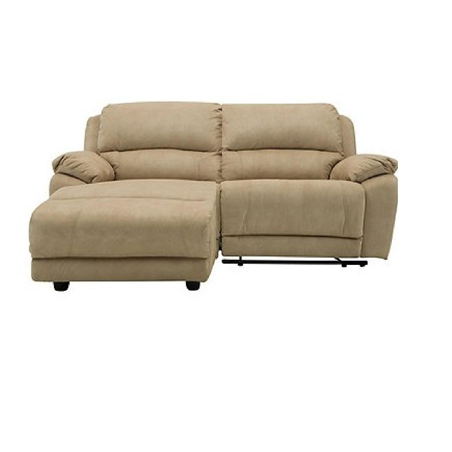 Raymour Flanigan Mackenzie 2 Piece Sectional Sofa AptDeco