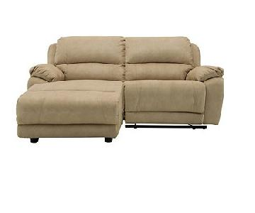 Raymour & Flanigan Mackenzie 2 Piece Sectional Sofa