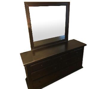 Bob's 7 Drawer Dresser w/ Mirror