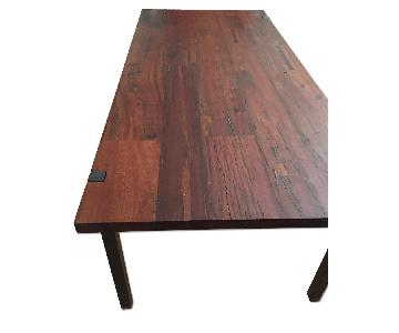 CB2 Rustic Dining Table