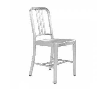 Design Within Reach Emeco Classic Navy Side Chair