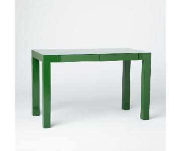 West Elm Parsons Green 2 Drawer Desk