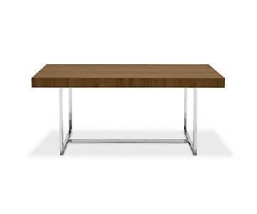 Calligaris Parentesi Extendable Dining Table
