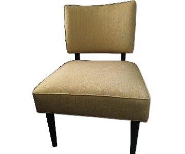 Room & Board Edwin Chair in Gold