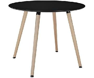 Modway Small Round Dining Table