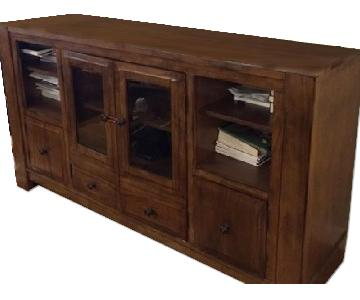 Ashley's Wood Buffet/Sideboard
