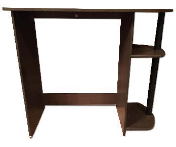 Small Brown Desk