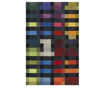 Crate & Barrel Zak Area Rug