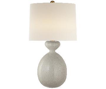 Aerin Gannet Table Lamp in Bone