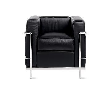 Design Within Reach Cassina LC2 Petit Modele Armchair