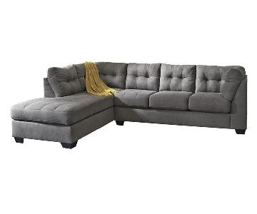 AAshley's Maier Contemporary Sleeper Sectional Sofa