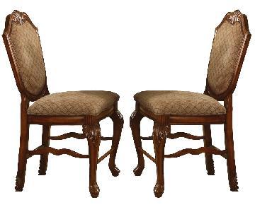 Acme Chateau De Ville Counter Height Chair