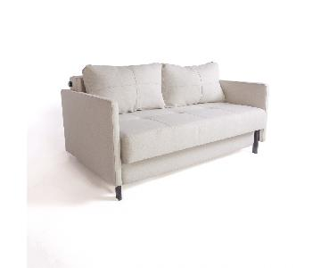 France and Son Cube Sleeper Loveseat