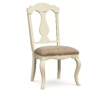 Legacy Classic Kids Charlotte Desk Chair in Antique White
