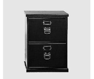 Pottery Barn Bedford 2 Drawer File Cabinet