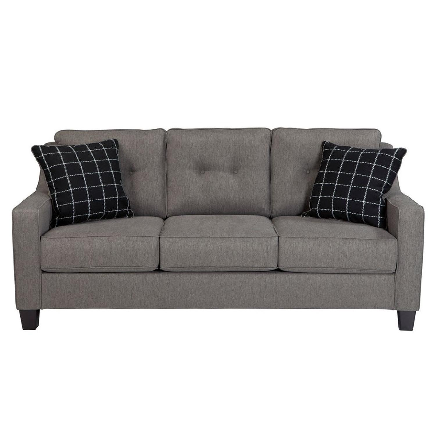 Jennifer Convertibles Grey Sleeper Sofa
