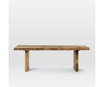 West Elm Emmerson Reclaimed Wood Dining Table