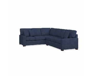 Bassett Braylen Large L-Shaped Sectional Sofa