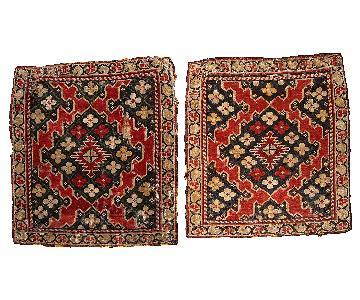 Antique 1880s Armenian Karabakh Rugs