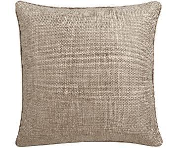 Crate & Barrel Satori Throw Pillow