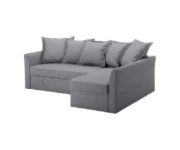Ikea Holmsund Sleeper Sectional Sofa