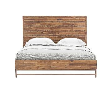 TOV Bushwick Wooden Queen Bed