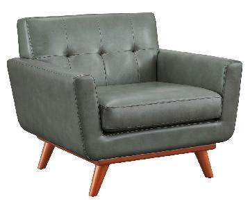 TOV Lyon Smoke Grey Chair