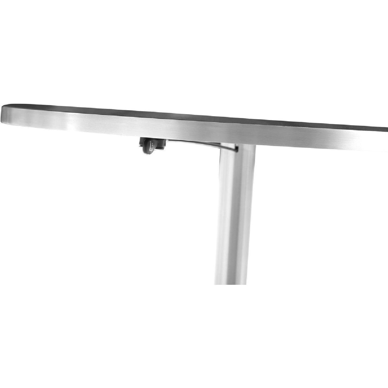 TOV Ridge Adjustable Bar Table