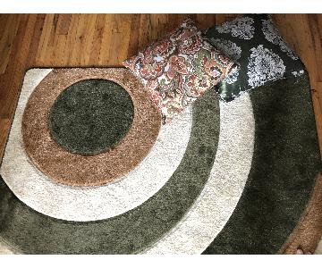 Multi-Color Area Rug