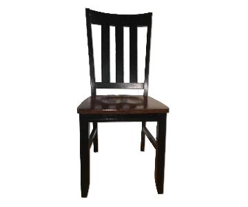 Raymour & Flanigan Wood Dining Chair