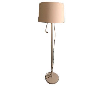 The Land of Nod White Floor Lamp