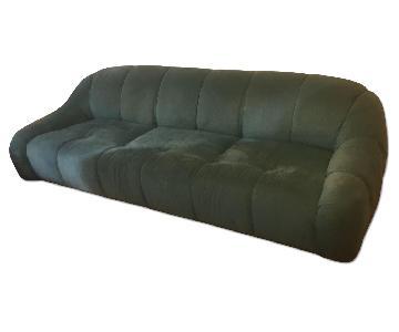 Weiman Teal Sofa