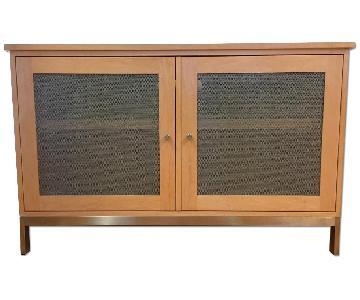 Room & Board Custom Linear Cabinet Credenza in Maple