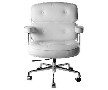 Rove Concepts Executive Leather Chairs Inspired by Eames