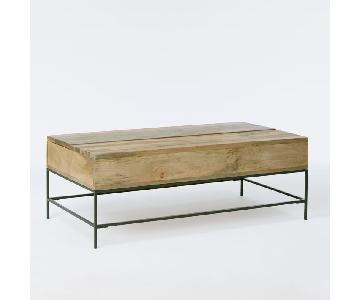 West Elm Pop-up Coffee Table