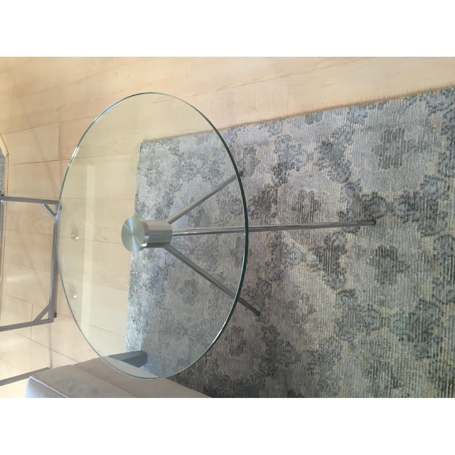 SitDown NY Glass Side Table - image-2