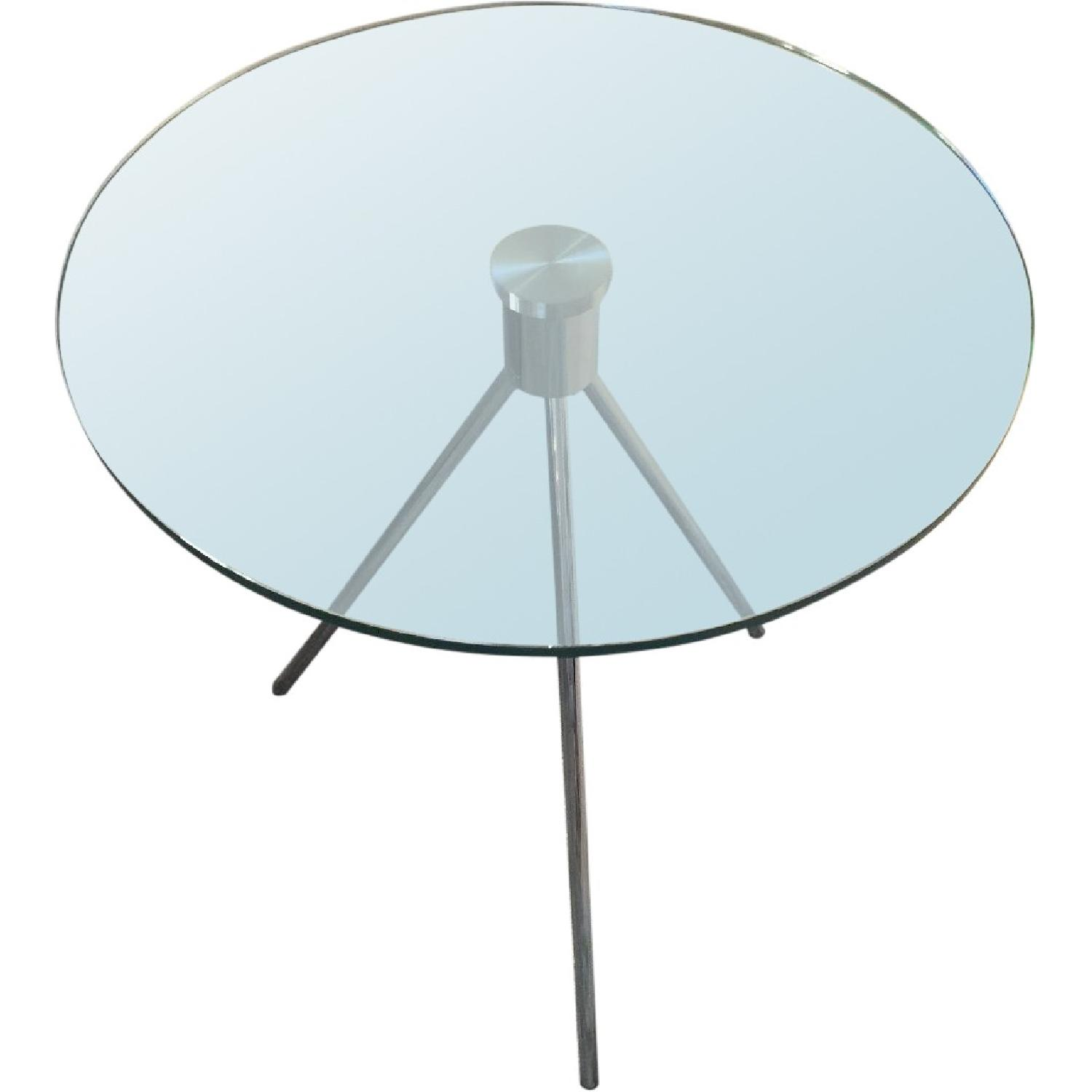SitDown NY Glass Side Table - image-0