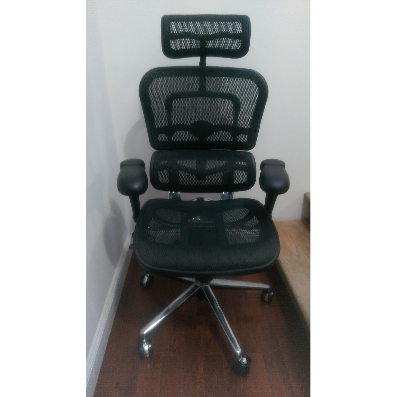Ergo Human Mesh Office Chair - image-1