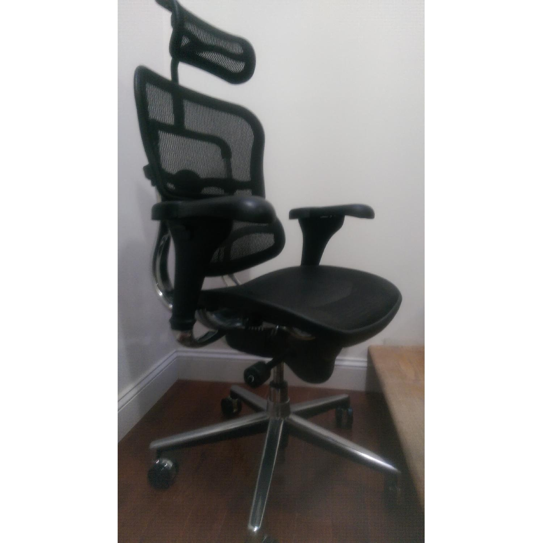 Ergo Human Mesh Office Chair - image-2