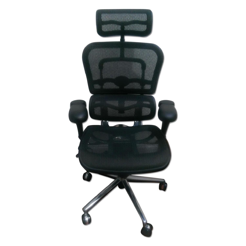 Ergo Human Mesh Office Chair - image-0