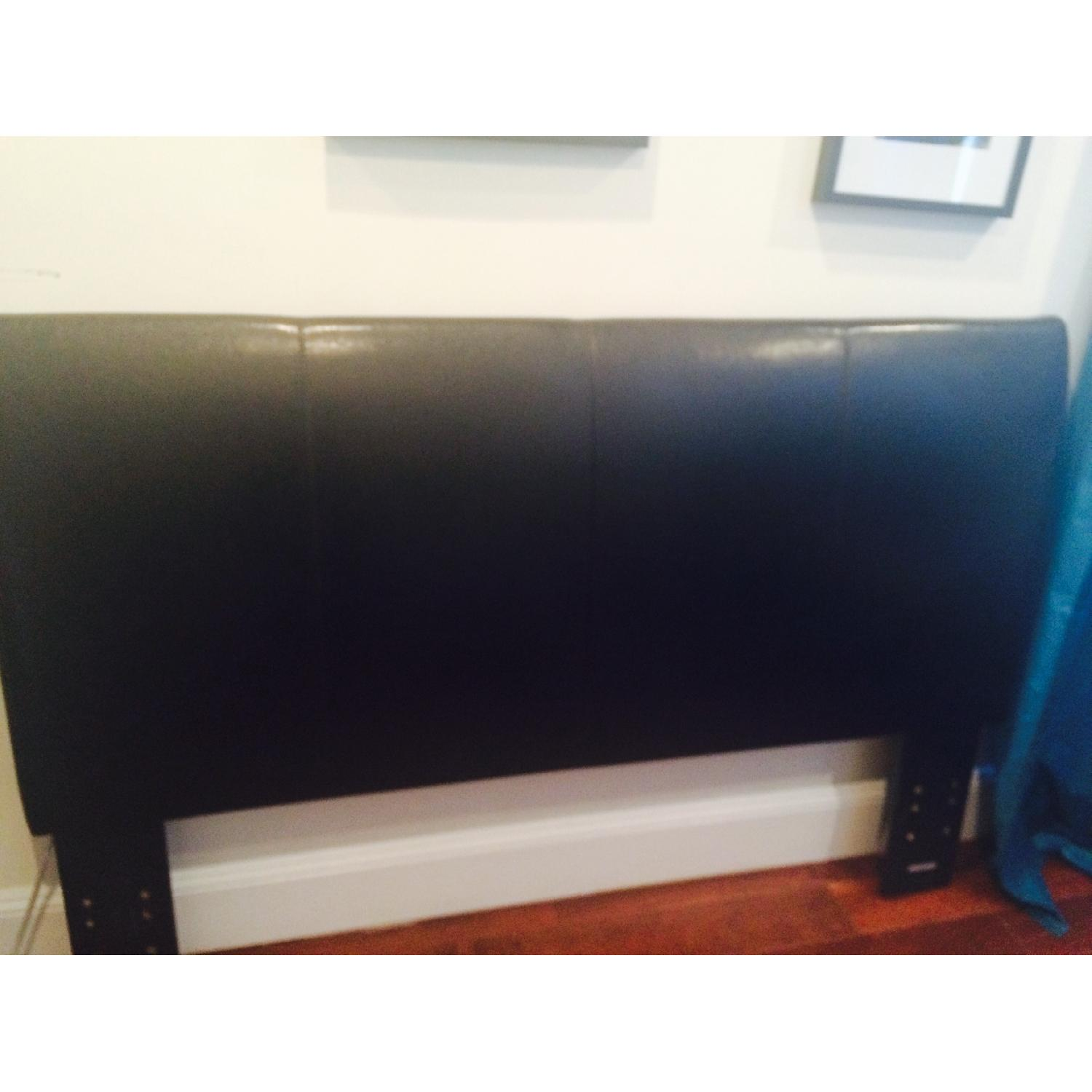 Faux Leather Headboard - image-1